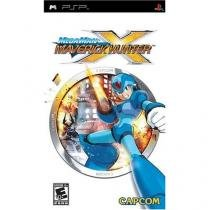 Mega man maverick hunter x - psp - Sony