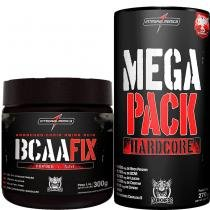 f28f3371d Mega Pack Hardcore 30 Packs + Bcaa Fix 300g - Integralmédica - Integral  medica
