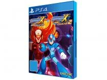 Megaman X Legacy Collection 1 + 2 para PS4  - Capcom