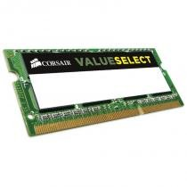 Memória 8Gb Notebook Ddr3 1600Mhz Cl11 Verde Cmso8gx3m1c1600c11 Corsair -