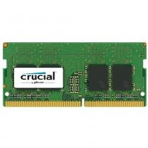 Memória Crucial 4GB 2400Mhz p/ Notebook DDR4 CL17 - CT4G4SFS824A -