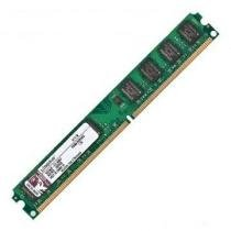 Memória  DDR2 2GB Kingston 667 Mhz - KVR667D2N5/2GB -