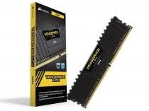 Memoria Desktop Gamer DDR4 Corsair CMK4GX4M1D2400C14 4GB 2400MHZ DIMM CL14 Vengeance LPX BLACK -
