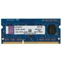 Memória Kingston 4GB DDR3L 1600Mhz para Notebooks - Kingston