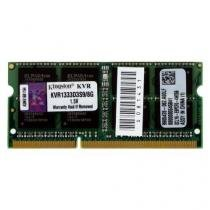 Memória Kingston 8GB DDR3 1333Mhz para Notebooks - Kingston