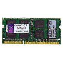 Memória Kingston 8GB DDR3 1600Mhz para Notebooks - Kingston
