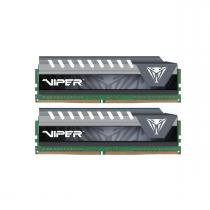 Memória Performance Viper Elite DDR4 8GB (2x4GB) Memory Kit PC4-17000 (2133MHZ) - Patriot viper