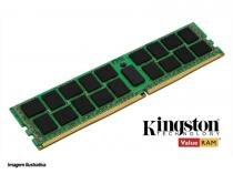 Memoria servidor dell kingston 16gb ddr4 2400mhz cl17 reg ecc dimm x8 1.2v ktd-pe424d8/16g -