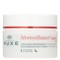 Merveillance Expert Regenerating Night Cream Nuxe Paris - Rejuvenescedor Facial - 50ml - Nuxe Paris