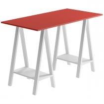 Mesa Cavalete Escrivaninha Em Mdf Tutti Colors Madesa -