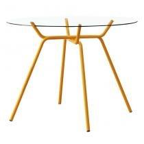 Mesa Color Amarela - Carraro móveis