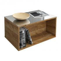Mesa de Centro Classic Dorale Brilho - Dj Móveis -