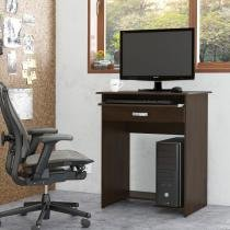 Mesa de Computador Prática com Gaveta - Terrarum - Ej