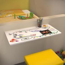 Mesa De Estudo Infantil Kids Dobrável - Lymdecor - Lymdecor