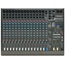 Mesa de Som 16 Canais Balanceados (14 XLR + 2 P10) c/ USB Play / Efeito / Phantom / 4 Auxiliares - CSM 16 A 4 F Ciclotron - Ciclotron