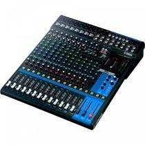 Mesa de Som 16 canais conector xlr ipad MG16XU - Yamaha - Yamaha