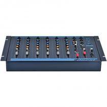 Mesa de Som 4 Canais + 1 Auxiliar CD/DVD/MP3-4 OMX-6 - Oneal - Oneal