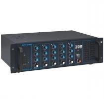 Mesa de Som 5 Canais P10 Balanceados c/ 250W - OMXP 1020 Oneal - Oneal
