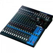 Mesa de som analogica 16 canais mg16xu yamaha - Yamaha