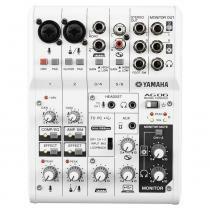 Mesa de Som e Interface de Áudio 6 Canais AG06 YAMAHA - Yamaha