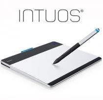 Mesa Digitalizadora Tablet Wacom Intuos Bamboo Pen CTL480L - Wacom