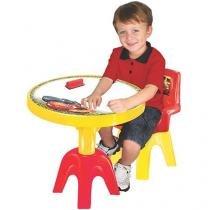 Mesa Infantil Carros  - Lider Brinquedos