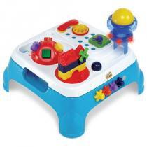 Mesa Max Atividades Azul 1060L Magic Toys com Som e Luzes - Magic Toys