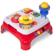 Mesa Max Atividades Patati Patatá 1065 Magic Toys com Som e Luzes - Magic Toys