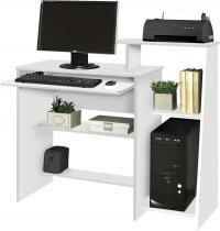 Mesa para Computador Australia Branco - Moveis Primus - Móveis primus
