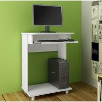 Mesa para Computador Compacta 54,4cm Art in Móveis Branco -