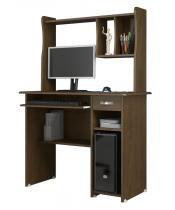 Mesa para Computador Elite Imbuia - EJ Moveis - Ej móveis