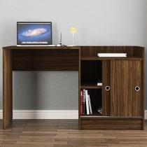 Mesa para Computador/Escrivaninha Olímpia - 2 Portas Correr - Politorno 40150184.0004