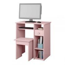 Mesa para Computador JB 6010 Rosê - JB Bechara