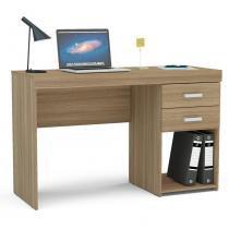 Mesa para Computador Malta, Castanho - Delacasa