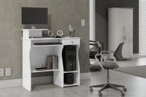 Mesa para Computador Marina Branco - Móveis Patrimar -