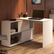 Mesa para Computador Mingle Branca - Artany moveis