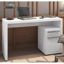 Mesa para Notebook 120cm 2 Gavetas Pintura UV S970 Kappesberg -