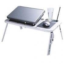 Mesa Para Notebook LD09 Portátil Dobrável 2 Coolers DS1419 - WMT