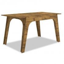 Mesa para Sala de Jantar Extensível Lívia Rovere - New Ceval - New Ceval