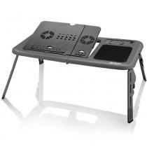 Mesa Portátil para Notebook com Cooler - Multilaser - Multilaser