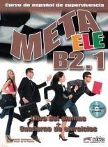 Meta ele b2.1 - libro del alumno + cuaderno de ejercicios + cd - Edelsa