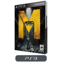 Metro Last Light para PS3 - Deep Silver
