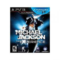 Michael jackson: the experience - ps3 - Sony