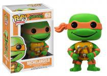 Michelangelo - Pop! Animation - Ninja Turtles - 62 - Funko -