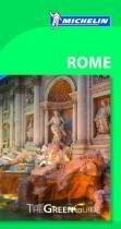 Michelin Green Guide Rome - Natl book network