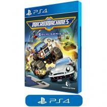 Micro Machines World Series para PS4 - Codemasters
