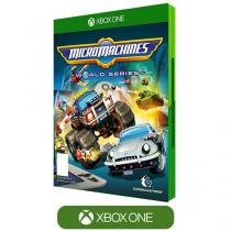 Micro Machines World Series para Xbox One - Codemasters
