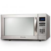 Micro-ondas 45 Litros Espelhado Inox MEX55 220V - Electrolux - Integração