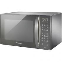 Micro-ondas Panasonic 30L com Grill Style GT696S - NN-GT696SRUN