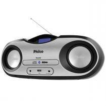 Micro System Bombox com Bluetooth e USB Philco PB329BT -